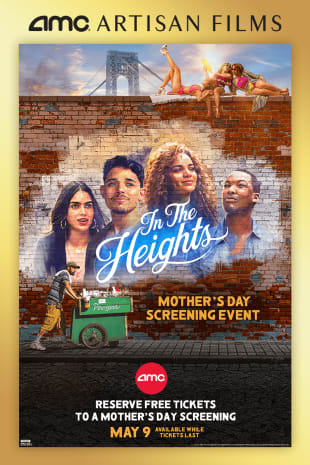 movie poster for In The Heights
