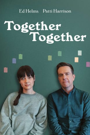 movie poster for Together Together