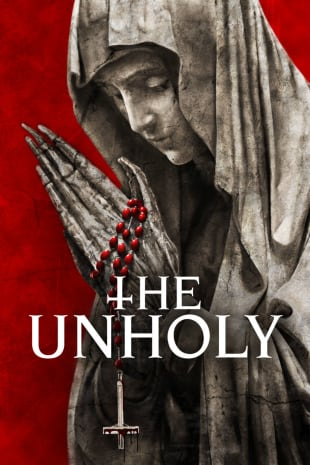 movie poster for The Unholy