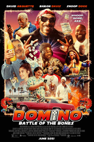 movie poster for Domino: Battle Of The Bones