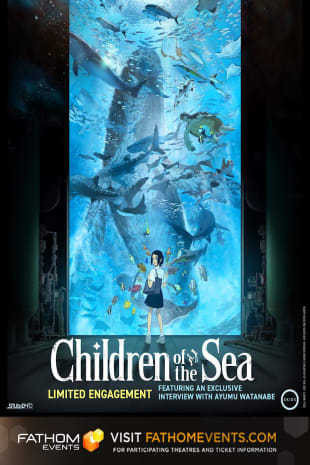 movie poster for Children of the Sea (Encore)