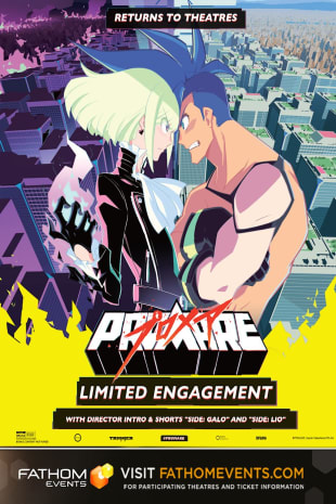 movie poster for Promare (Complete)