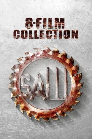 movie poster for Saw - 8 Film Collection (Unrated)