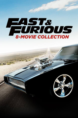 movie poster for Fast & Furious: 8-Movie Collection