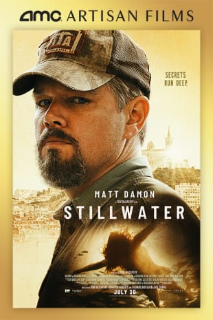 movie poster for Stillwater