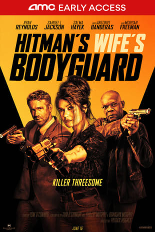 movie poster for Hitman's Wife's Bodyguard: Early Access