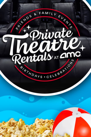 movie poster for Private Theatre Rental