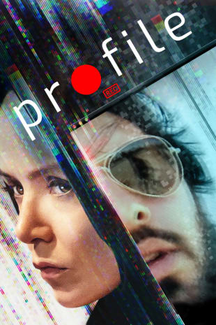 movie poster for Profile