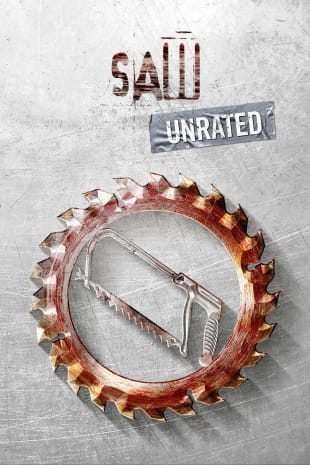 movie poster for Saw - Unrated
