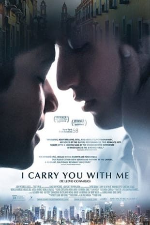 movie poster for I Carry You With Me