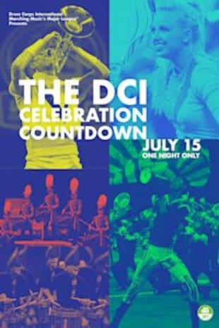 movie poster for The DCI Celebration Countdown