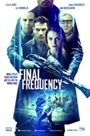 movie poster for Final Frequency