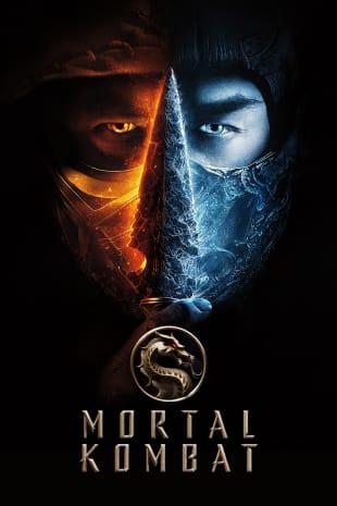 movie poster for Mortal Kombat