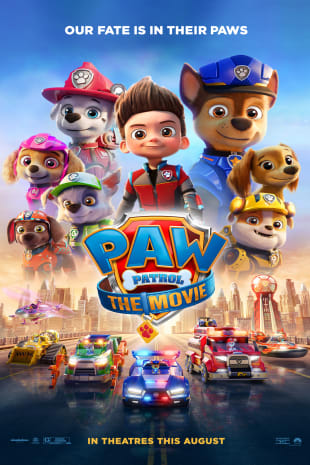 movie poster for Paw Patrol