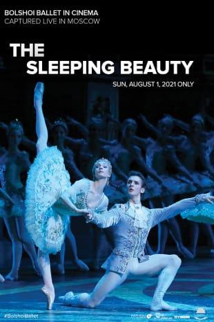 movie poster for Bolshoi Ballet: The Sleeping Beauty (Encore)