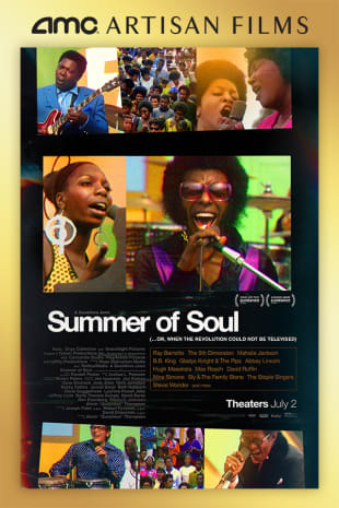 movie poster for Summer of Soul (...Or, When the Revolution Could Not Be Televised)