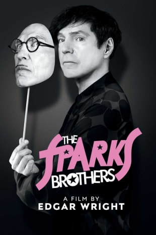 movie poster for The Sparks Brothers