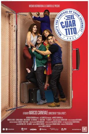 movie poster for El Cuartito