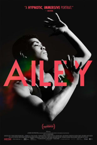 movie poster for Ailey