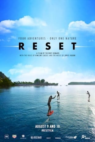 movie poster for Reset