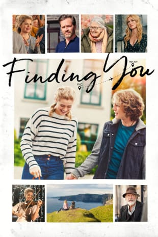 movie poster for Finding You