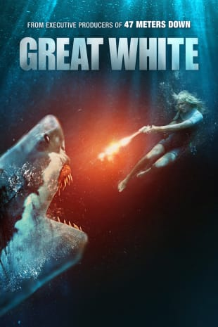 movie poster for Great White