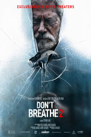 movie poster for Don't Breathe 2