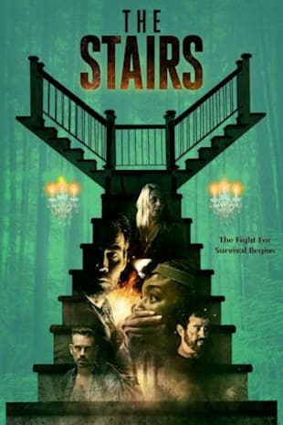 movie poster for The Stairs (2021)