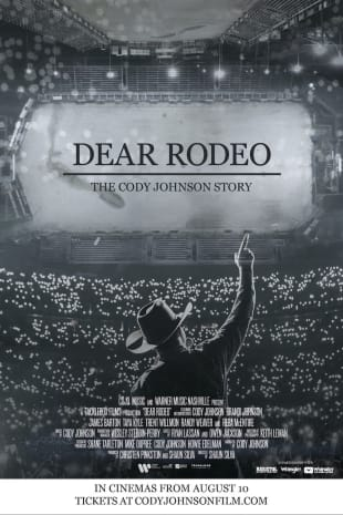 movie poster for Dear Rodeo The Cody Johnson Story