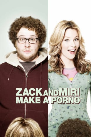 movie poster for Zack and Miri Make a Porno
