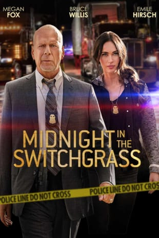 movie poster for Midnight in the Switchgrass