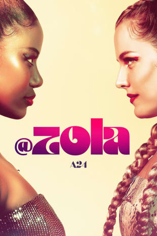 movie poster for Zola