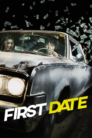 movie poster for First Date