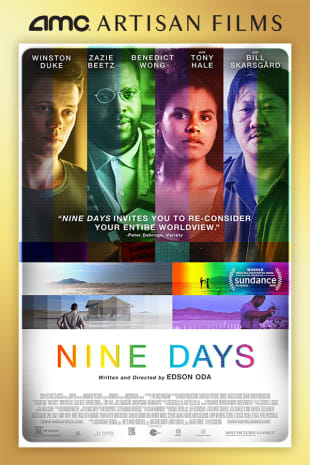 movie poster for Nine Days