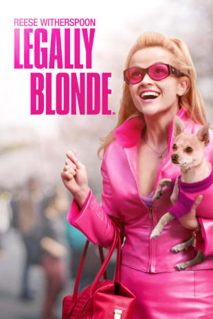 movie poster for Legally Blonde