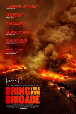 movie poster for Bring Your Own Brigade