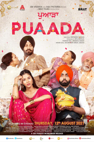 movie poster for Puaada