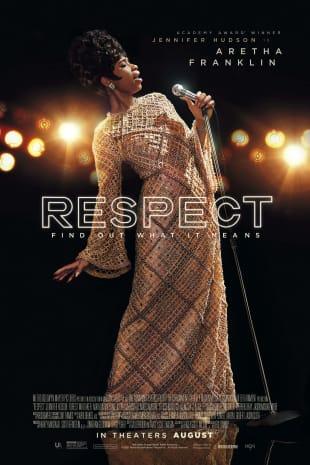 movie poster for Respect Live Stream Q&A Event