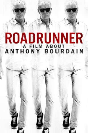 movie poster for Roadrunner: A Film About Anthony Bourdain