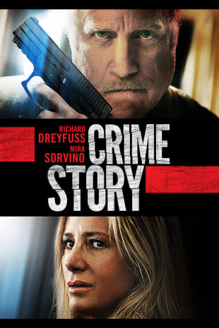 movie poster for Crime Story