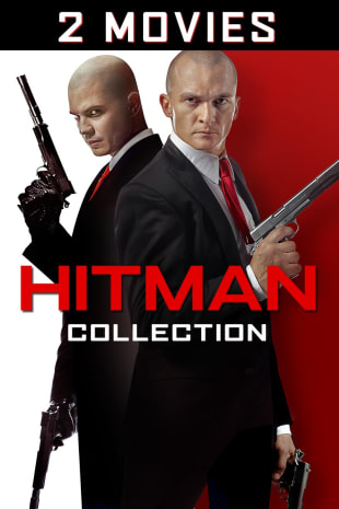 movie poster for Hitman 2-Movie Collection