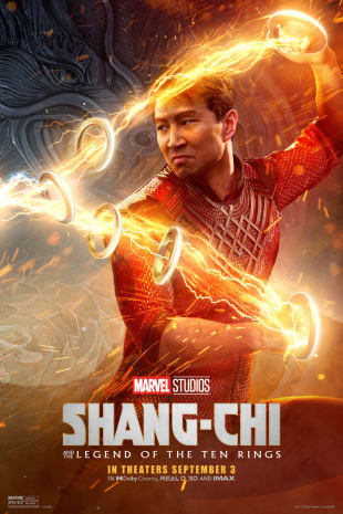 movie poster for Shang-Chi and the Legend of the Ten Rings