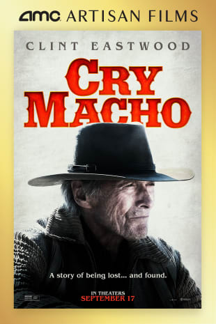 movie poster for Cry Macho
