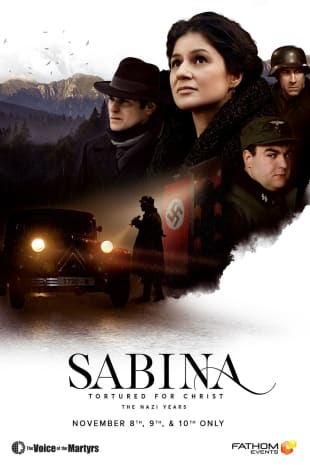 movie poster for Sabina