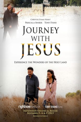 movie poster for Journey With Jesus