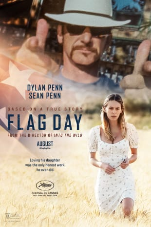 movie poster for Flag Day