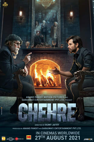 movie poster for Chehre