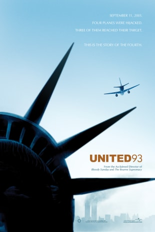 movie poster for United 93