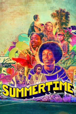 movie poster for Summertime