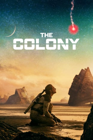movie poster for The Colony (2021)